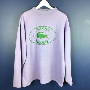 Vintage Chemise Lacoste Izod Sweatshirt